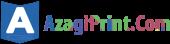 Azagi Print Logo